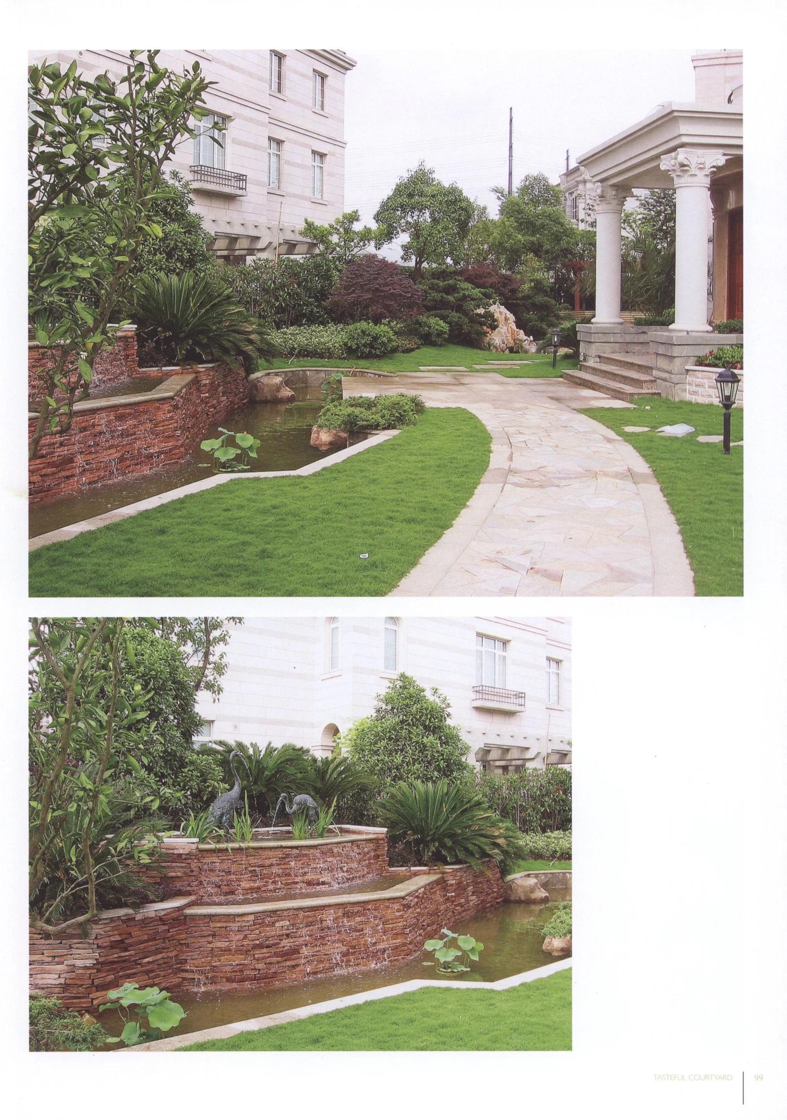31款 各国 庭院景观设计实景 案例