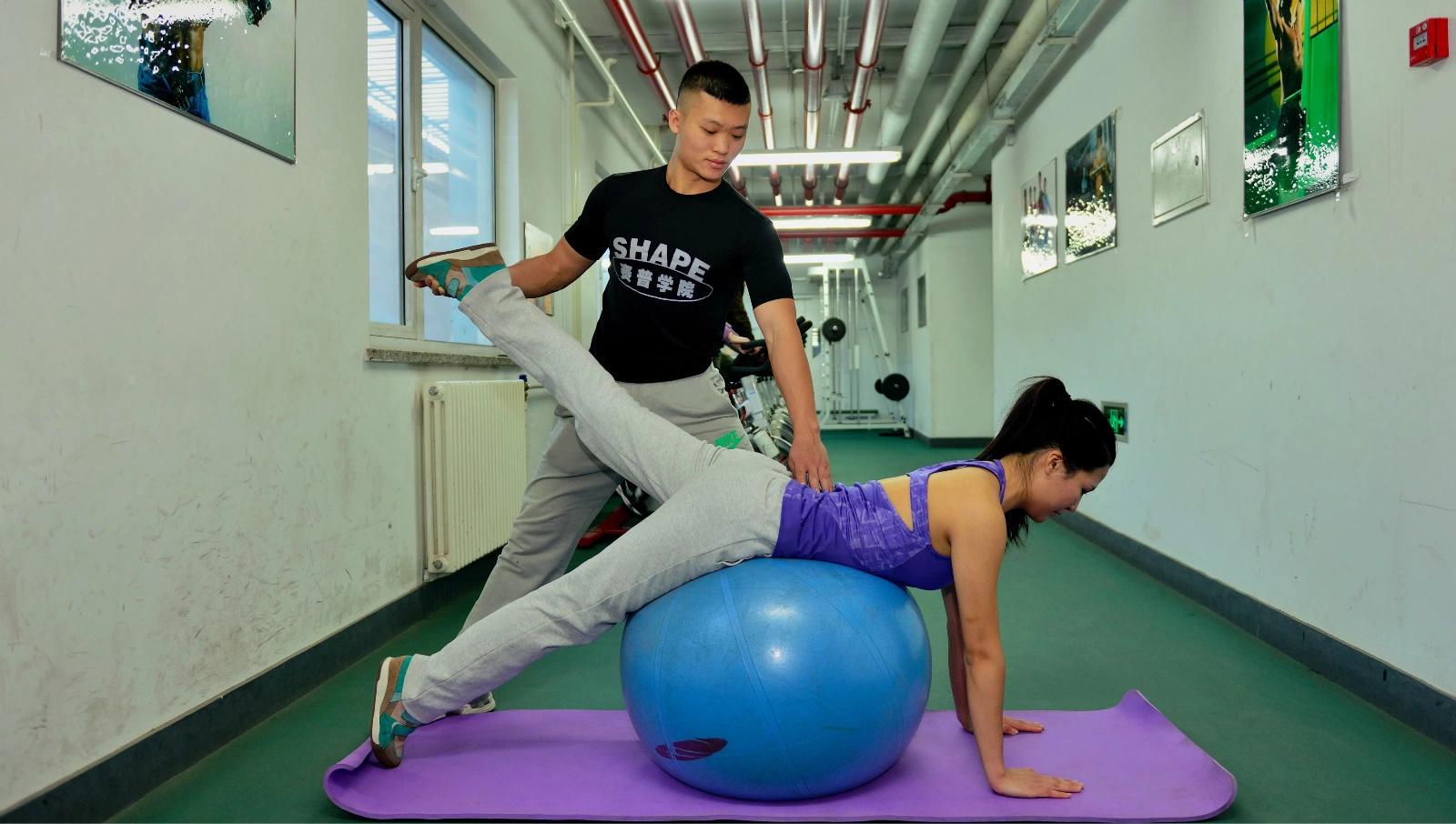 想学健身教练去哪里?