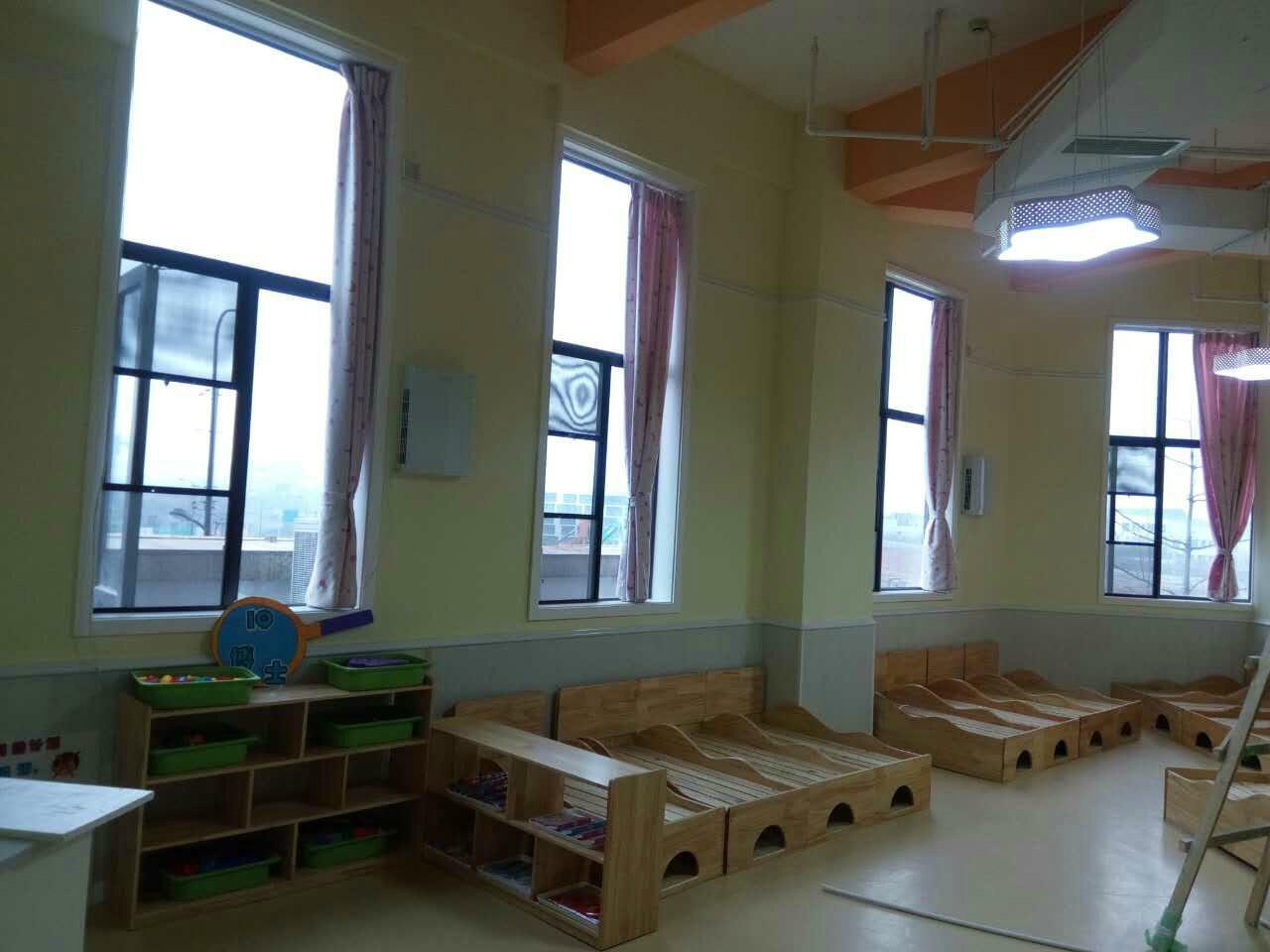 常州系统新区案例幼儿园-新风天府骄阳安装壁挂成都装修公司排行图片