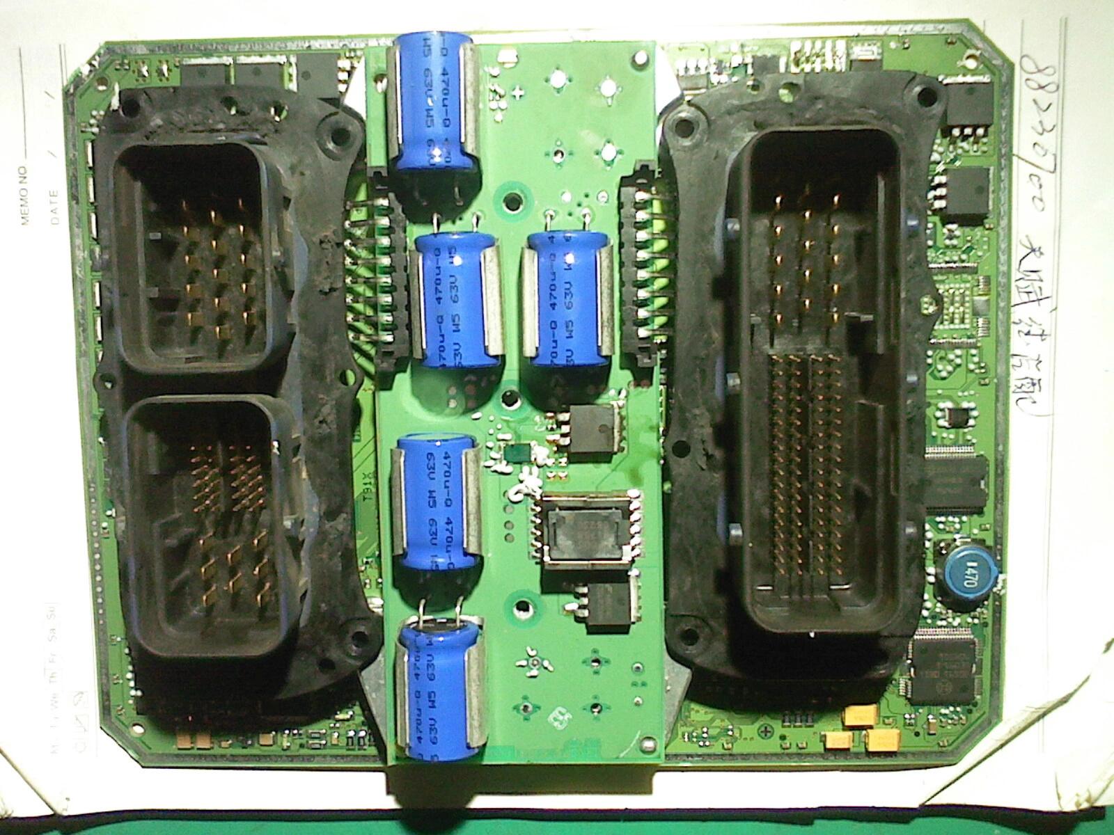 如果说ecu是电控柴油机的心脏,那么电就是这个心脏的血液.