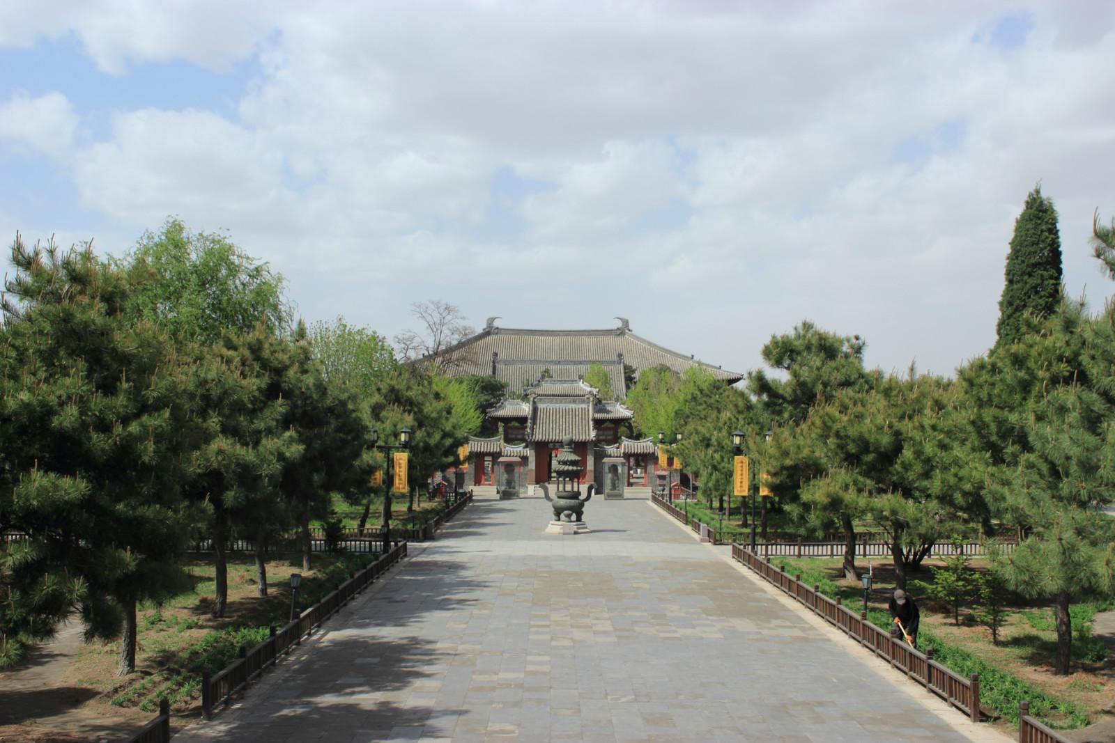 锦州笔驾山风景图片