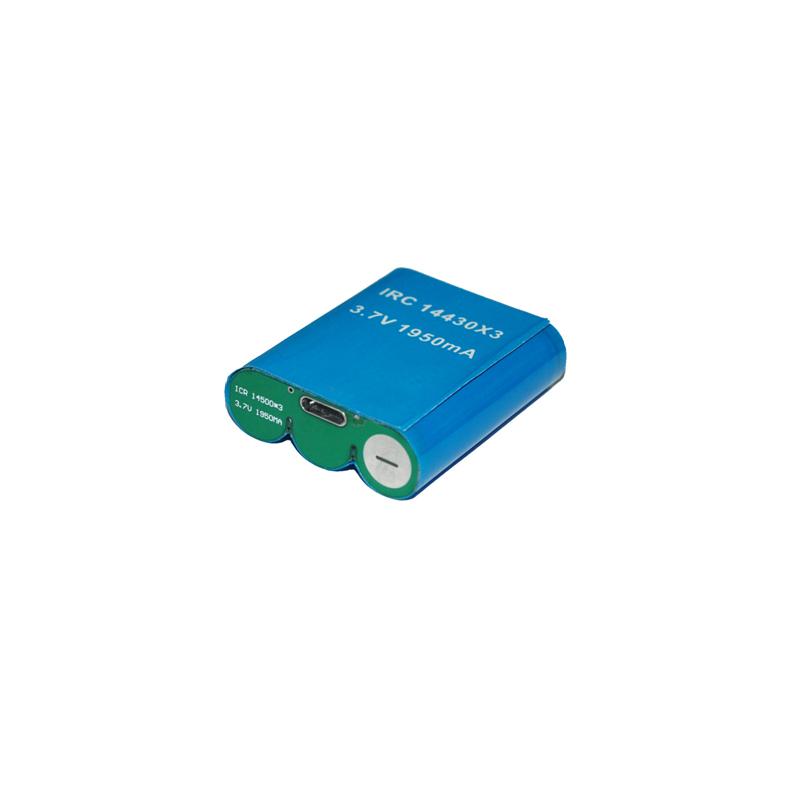 托顿TD6800 无线会议系统 话筒单元锂电池(选配)