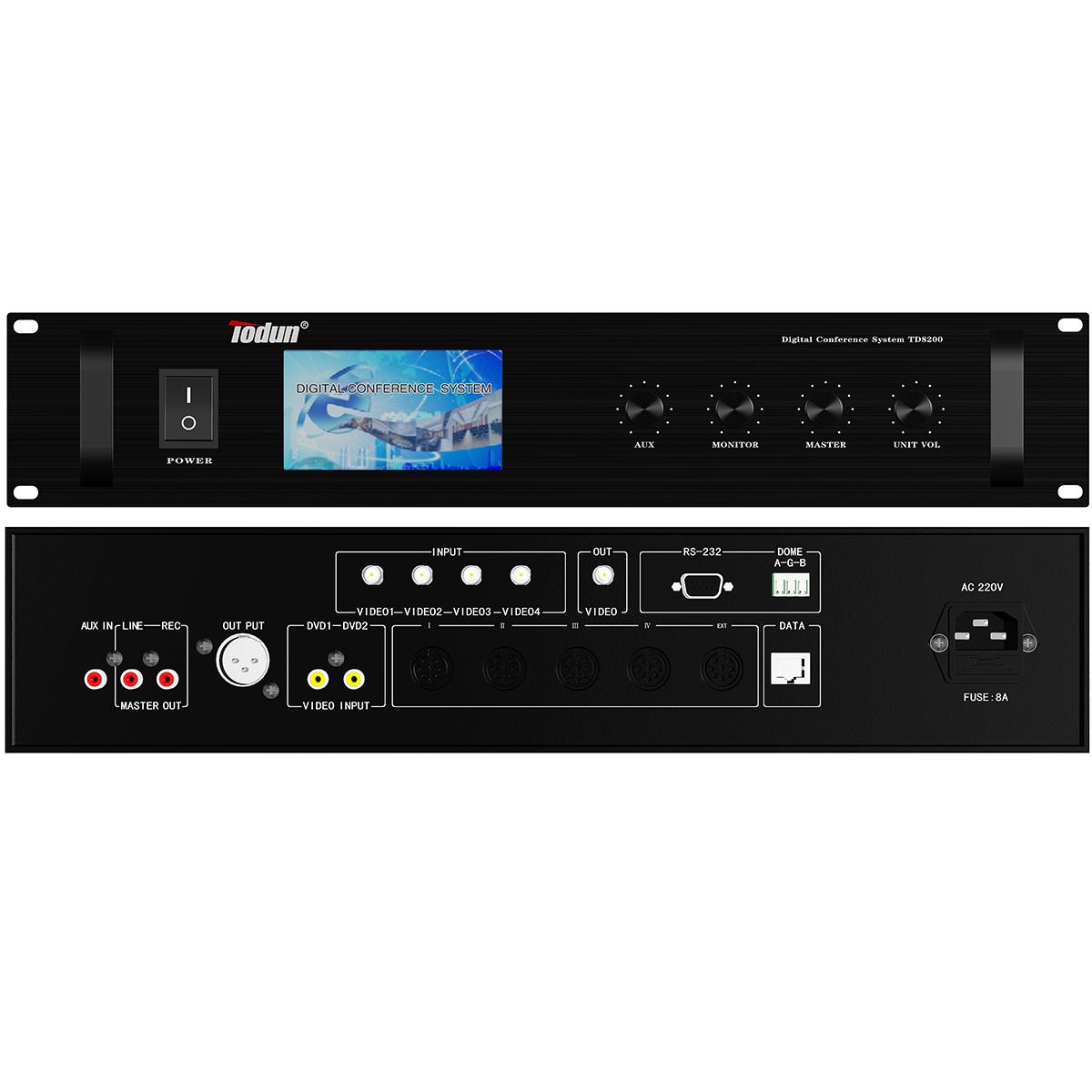 触摸屏视频会议系统 TD8200 产品宣传片
