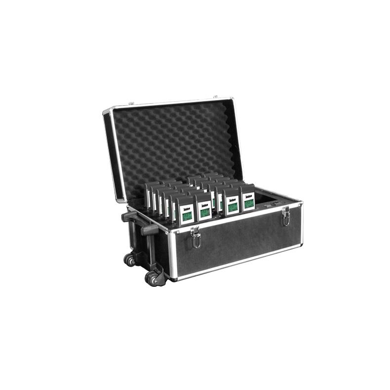 托顿TDB220X 同声传译系统 24位接收单元充电箱
