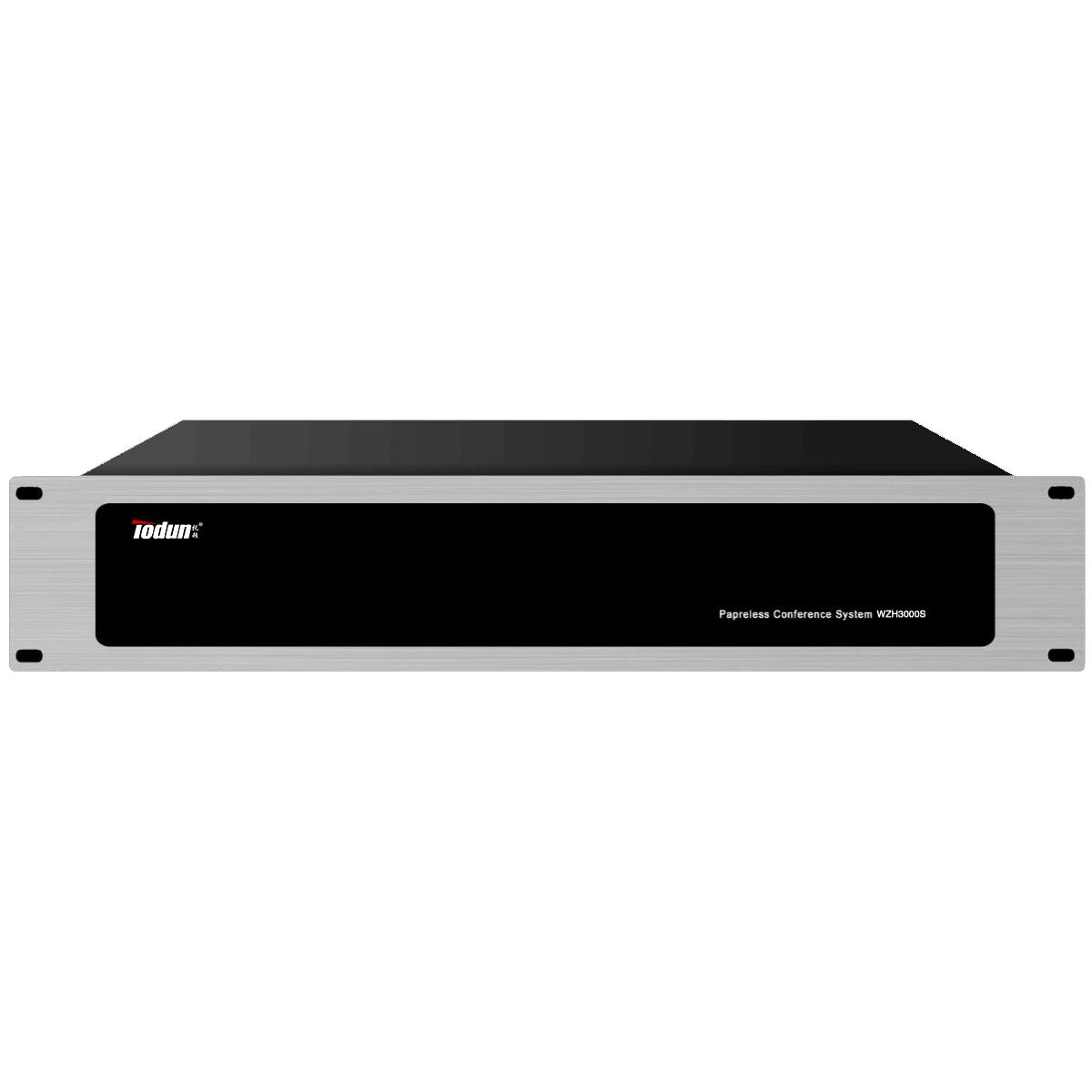 托顿WZH3000S 无纸化会议系统 流媒体服务器(可选)