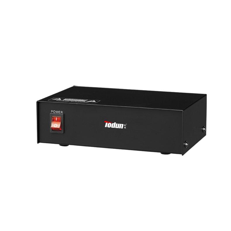 幻象电源48V适配器 TD48VII 支持两路卡龙母平衡输入 麦克风话筒专用电源