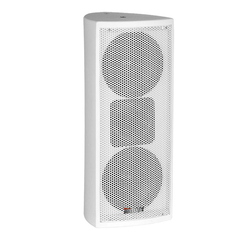 托顿TD623 扩声音响周边设备 6寸会议音箱