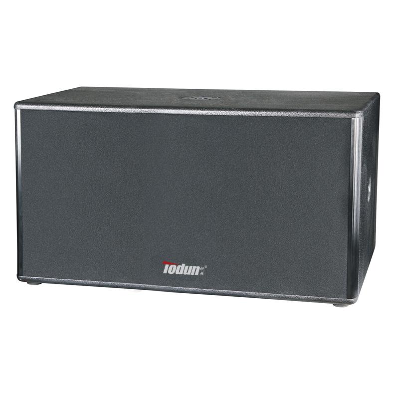 托顿KN25kb扩声音响周边设备 双15寸超低音专业音箱