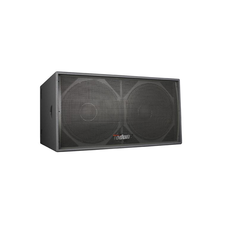 托顿KN28kb扩声音响周边设备 双18寸超低音专业音箱