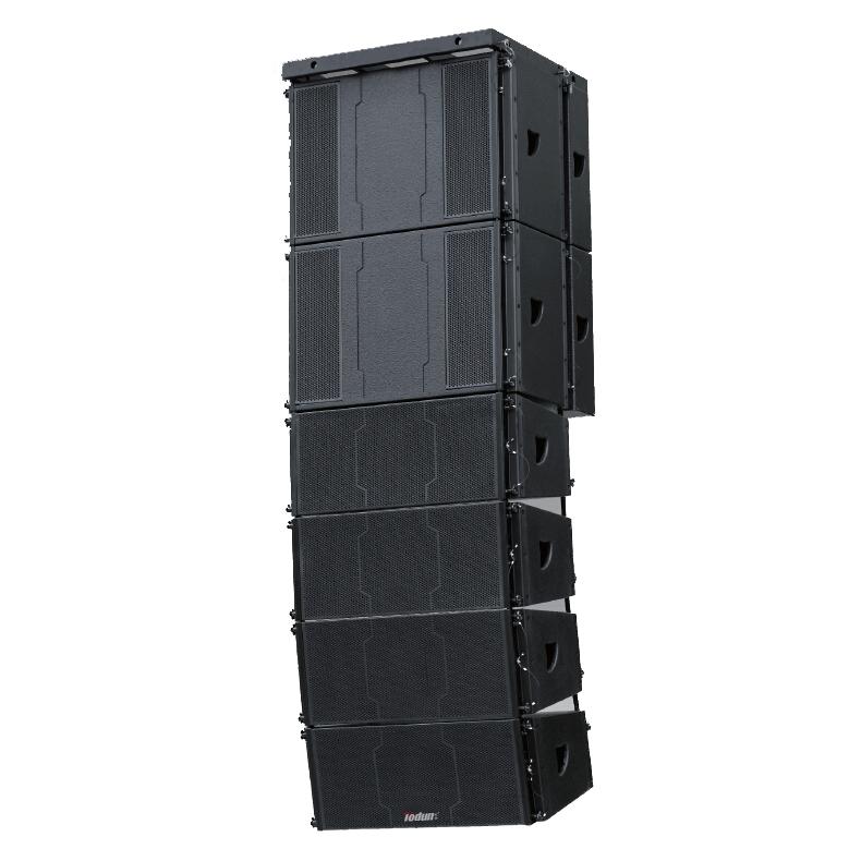12寸线阵音箱 XZ12 大功率专业户外舞台演出会议远程线阵音箱 专业音响服务