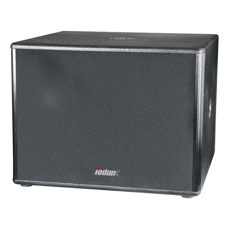 15寸超低音专业音箱 KN15kb 宽频响、低失真、大功率、髙声压的超重低音音箱