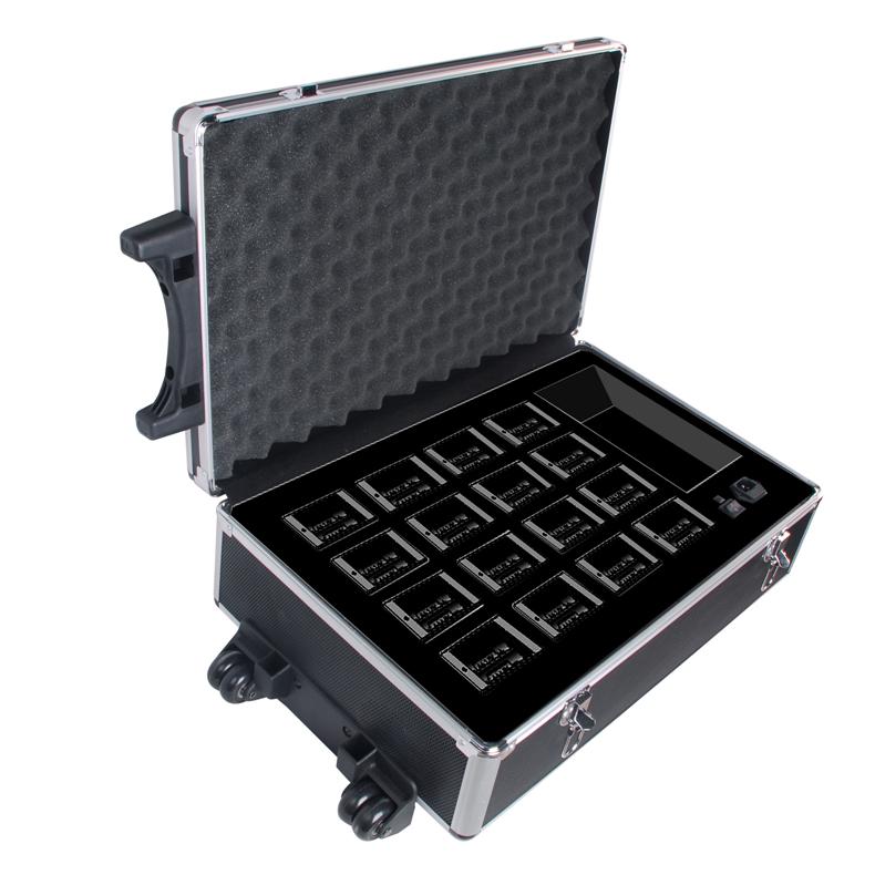 托顿TD3800G 无线数字表决系统 单元充电箱