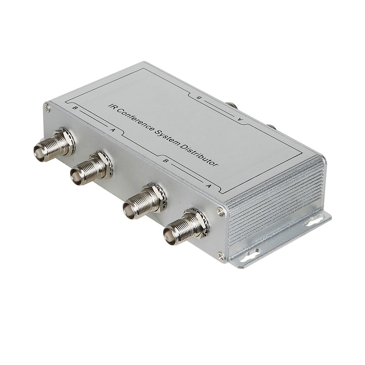 托顿TDLVE2 红外线双工会议系统  分支器