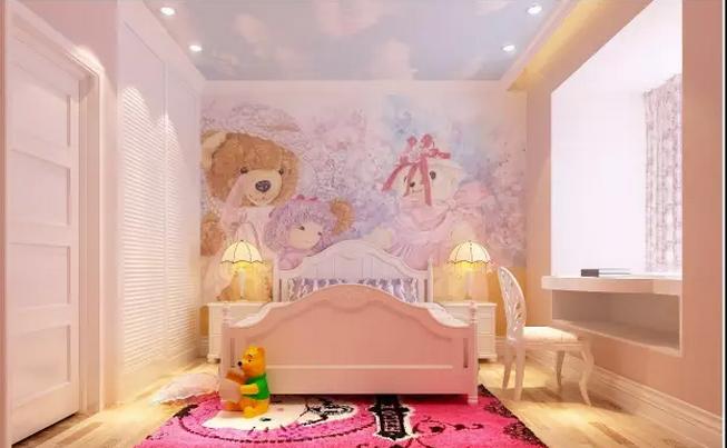 宝宝卧室装修图片大全