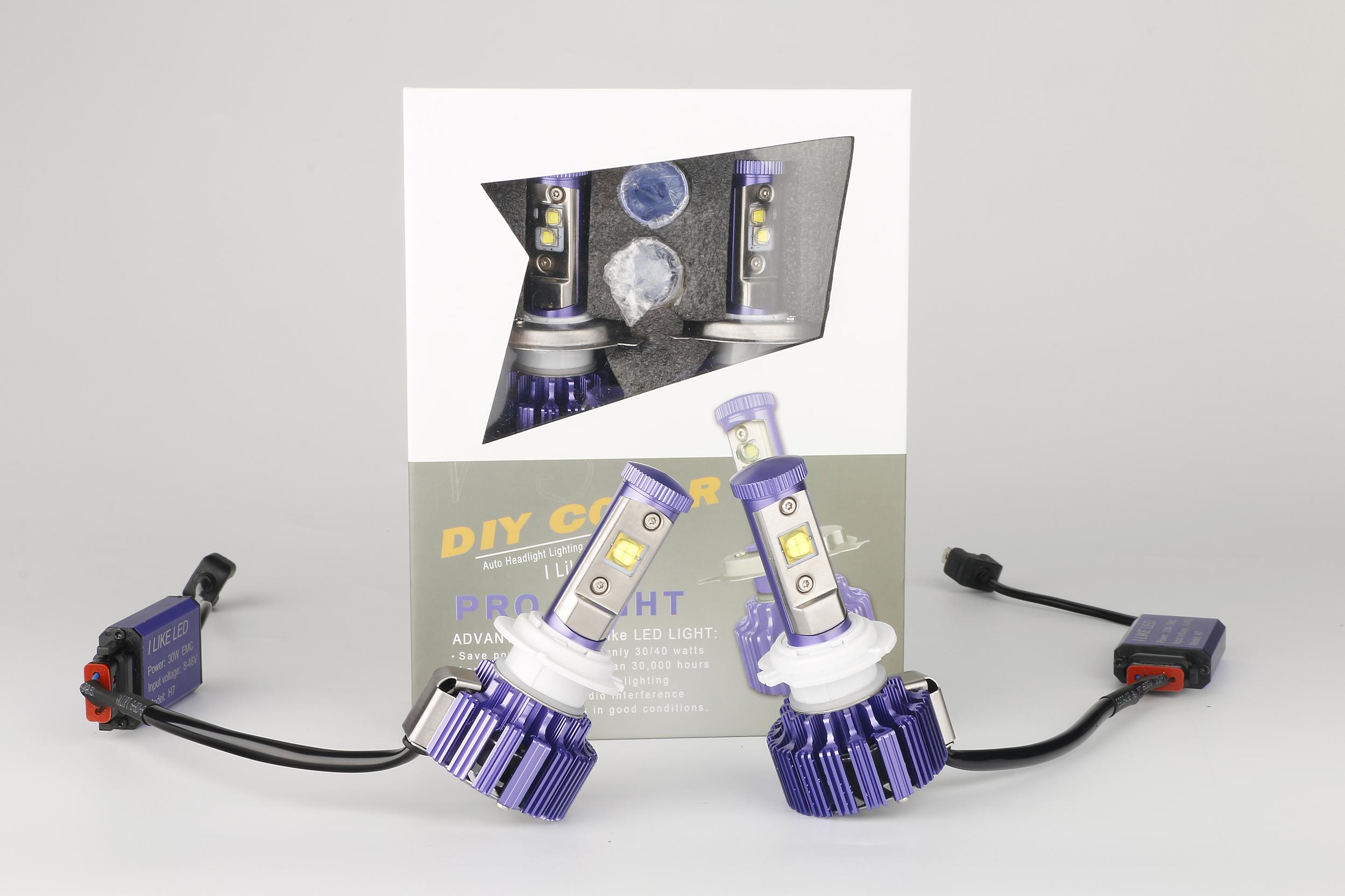 h7 led phares kits h7 remplacement salut lo faisceau de voitures led phares ampoules lumi res. Black Bedroom Furniture Sets. Home Design Ideas