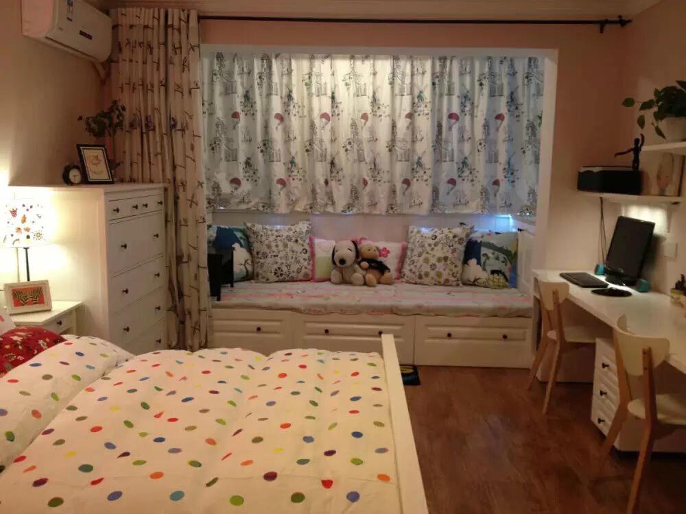 背景墙 房间 家居 酒店 起居室 设计 卧室 卧室装修 现代 装修 1000