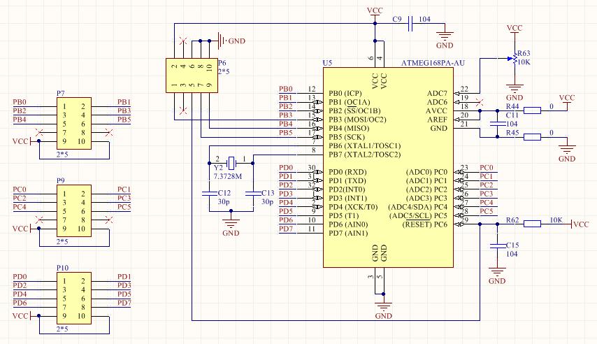 蜂鸣器,usb-串口转换模块电路图如下图所示,蜂鸣器ls1由pnp