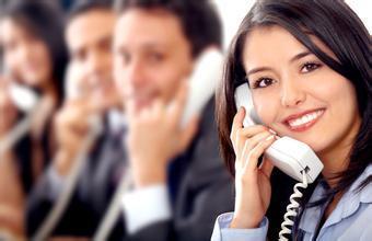 电话约见客户