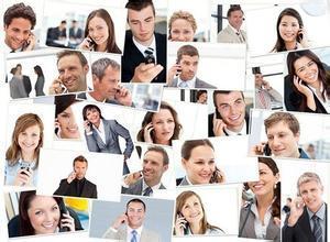 电话销售:十个打、接电话的好习惯