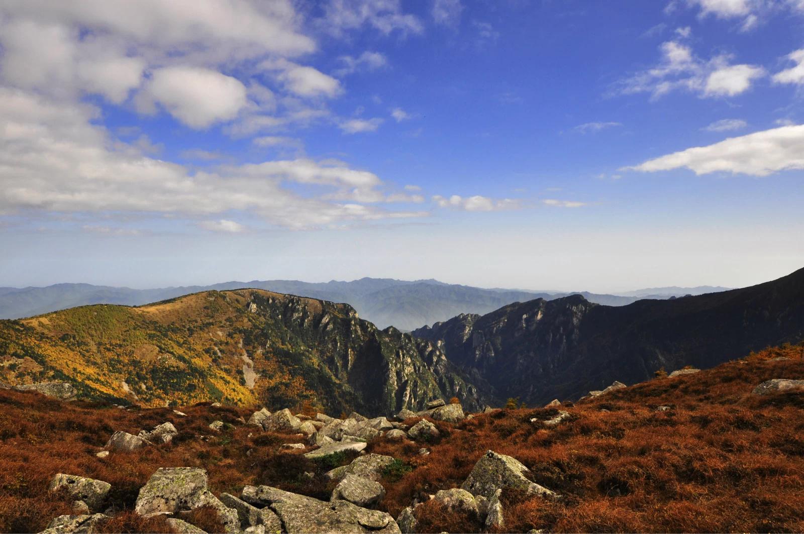 鳌太线路沿途风景图片