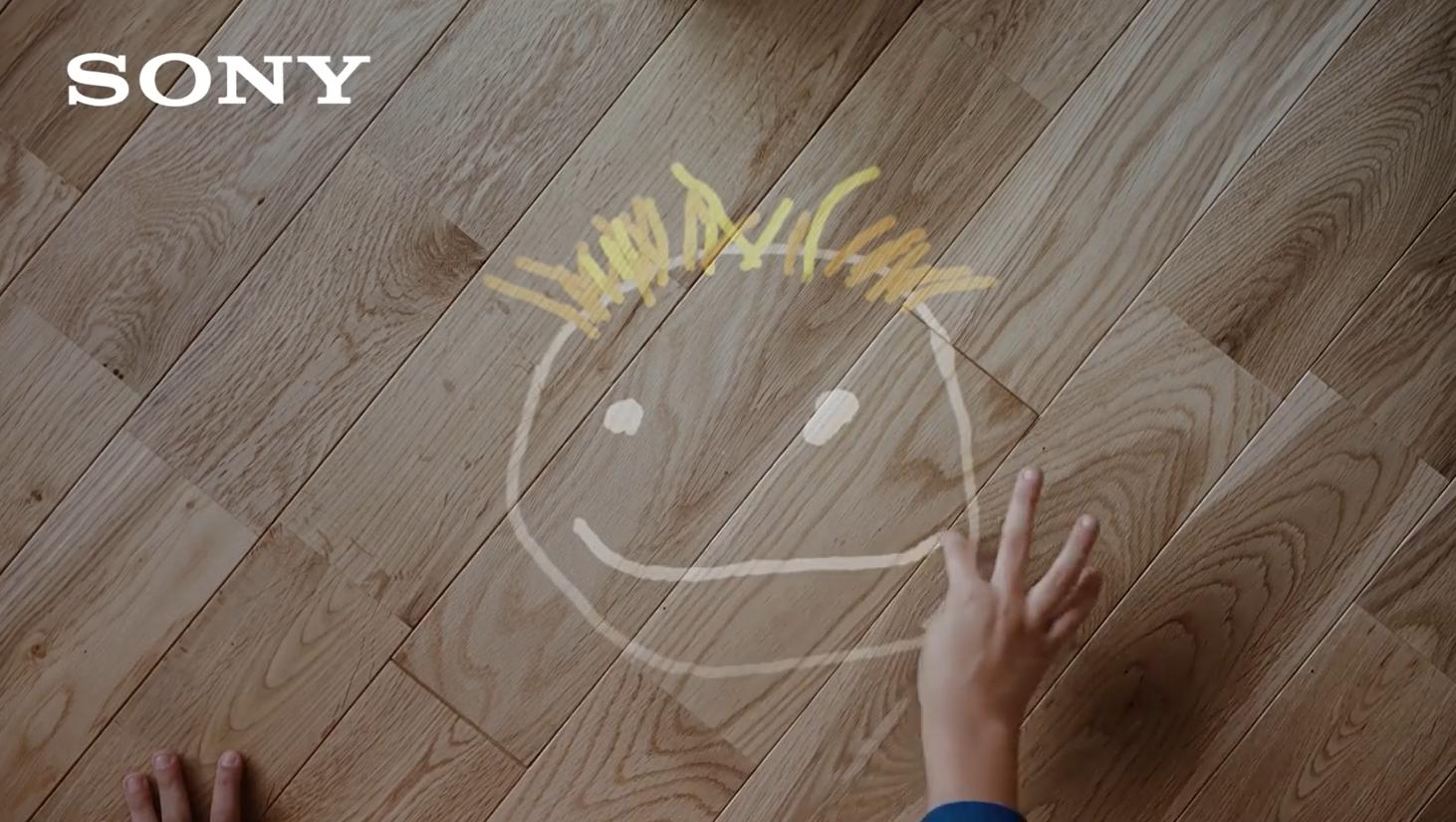 【索尼大法】Sony 最新产品—概念投影机 Xperia Touch 宣传片释出!