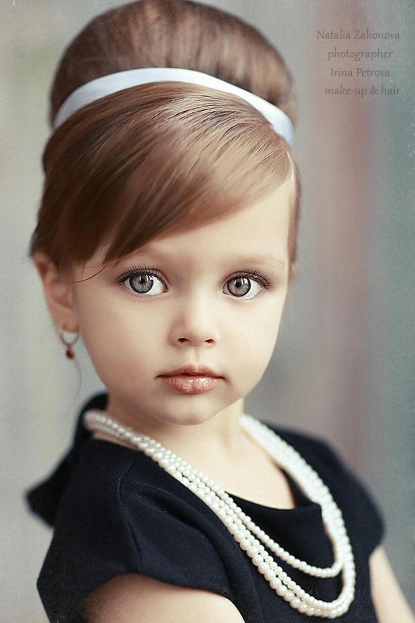 经典人物摄影系列之:儿童头像