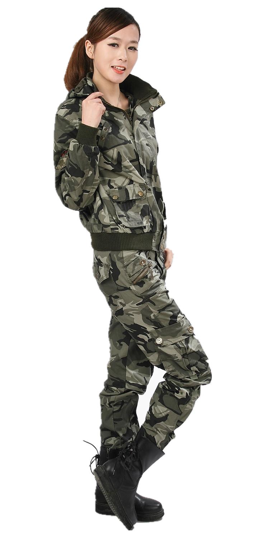 Милитари Женская Одежда Купить