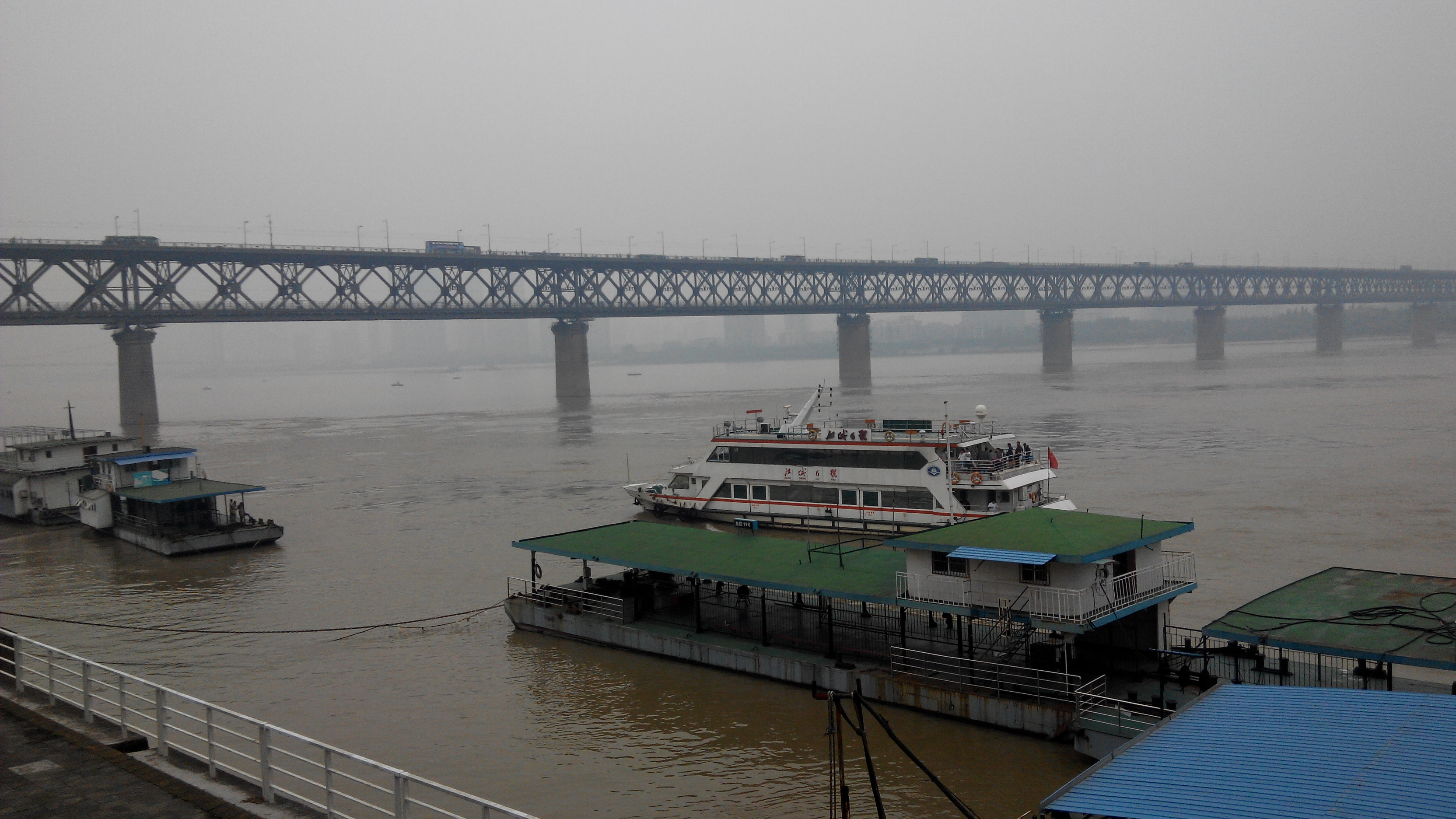武汉市长江大桥