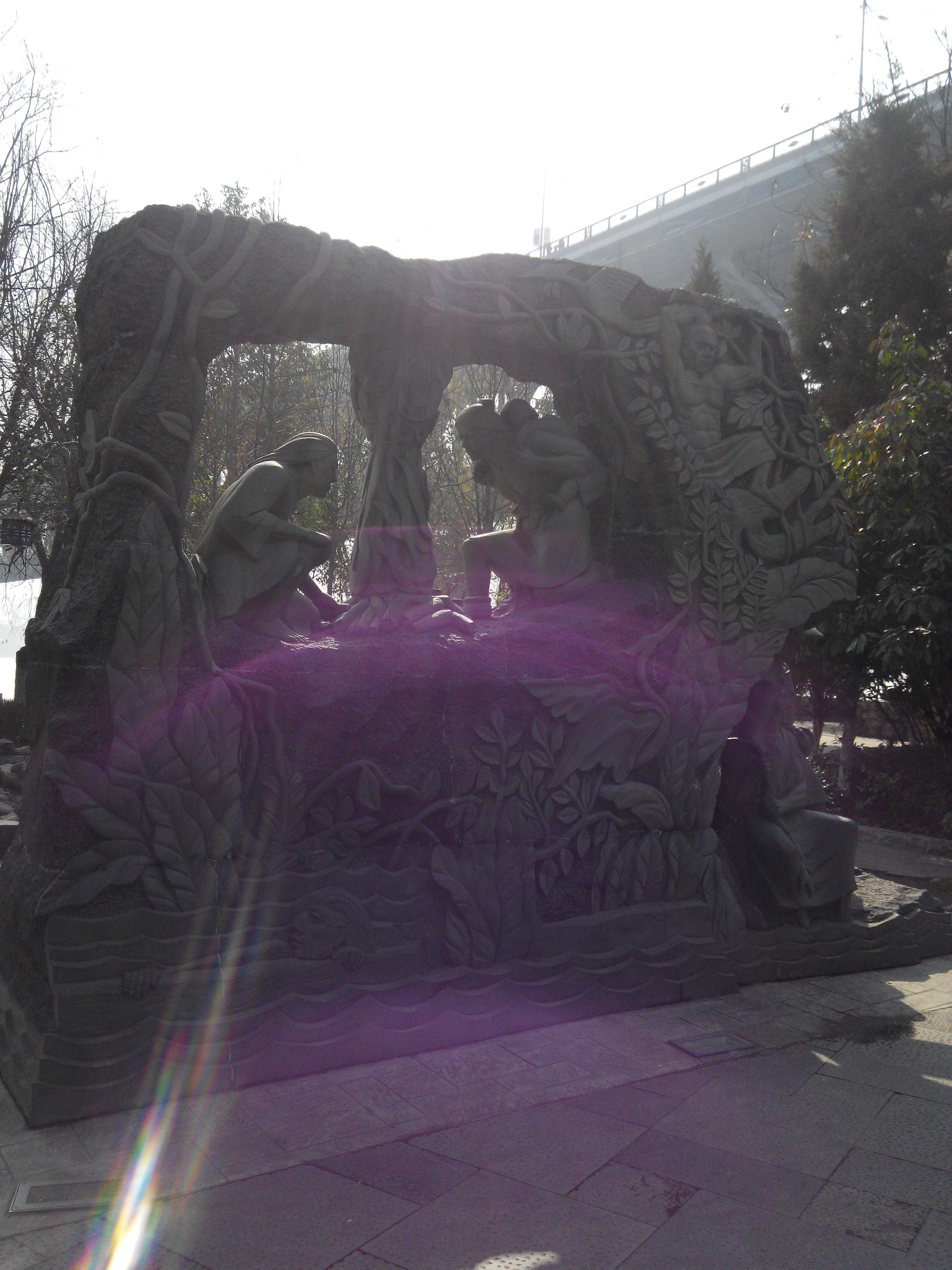 长江大桥(武昌傍)