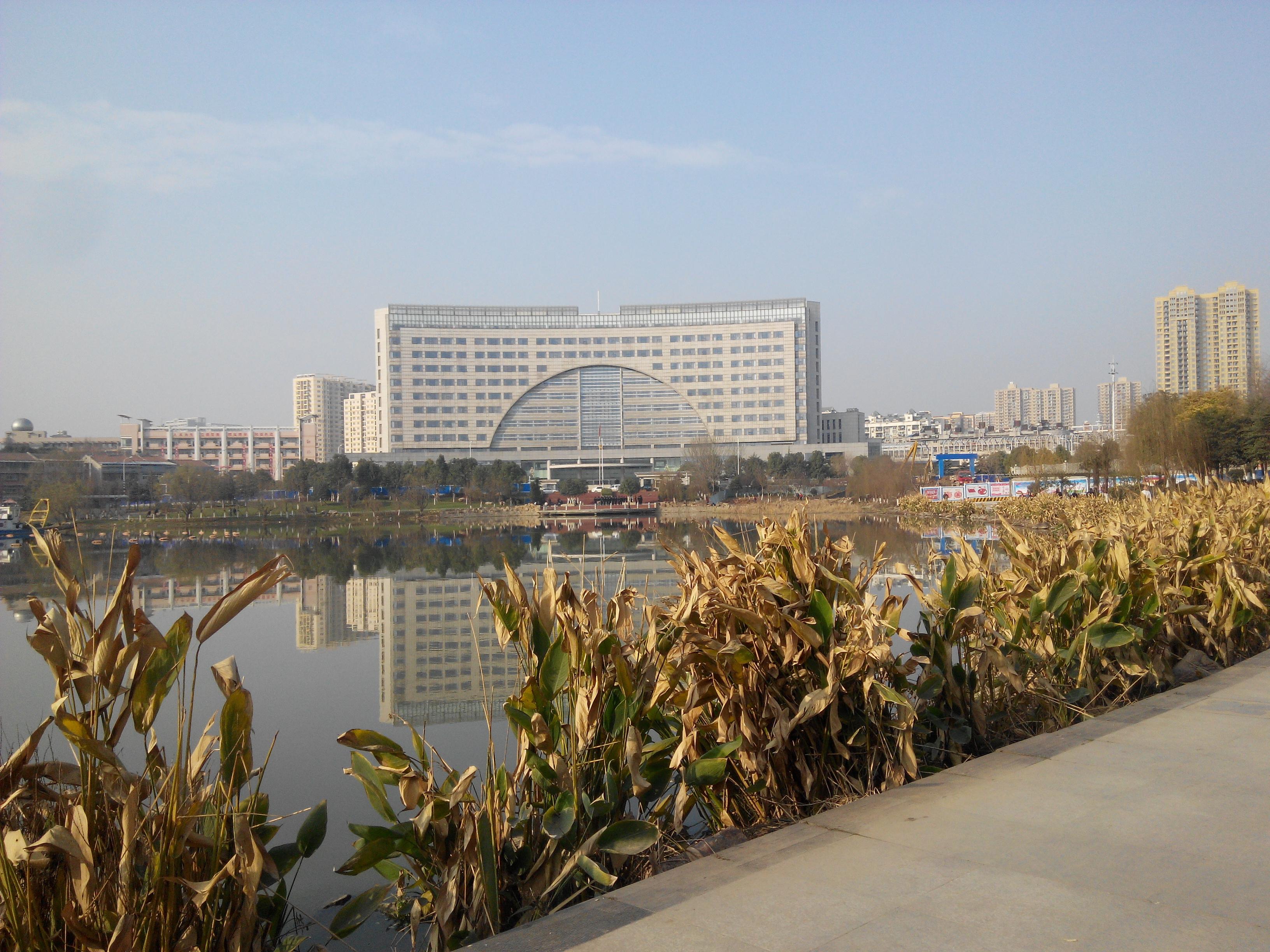 武汉市汉阳区政府