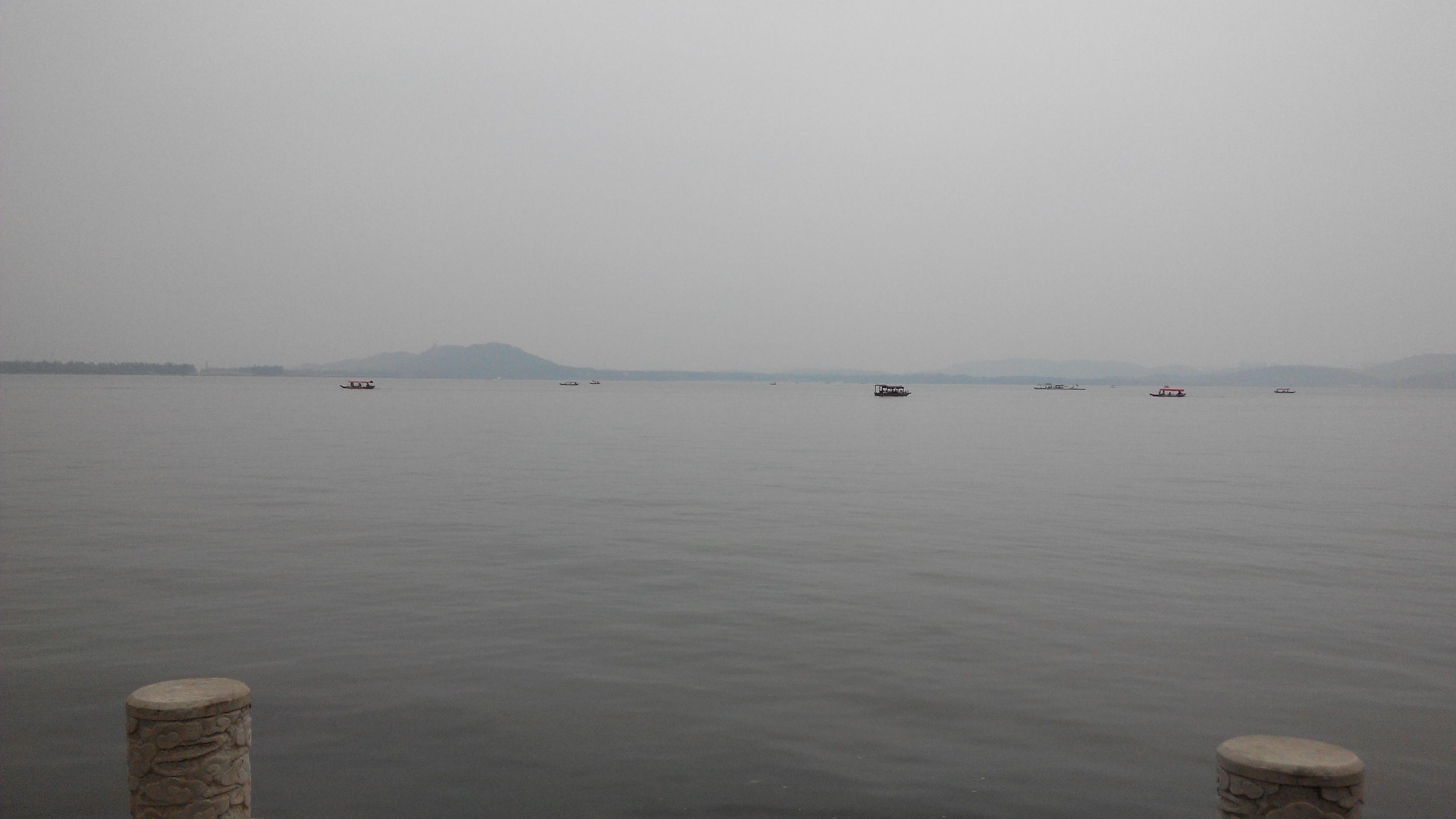 武汉市东湖风景区