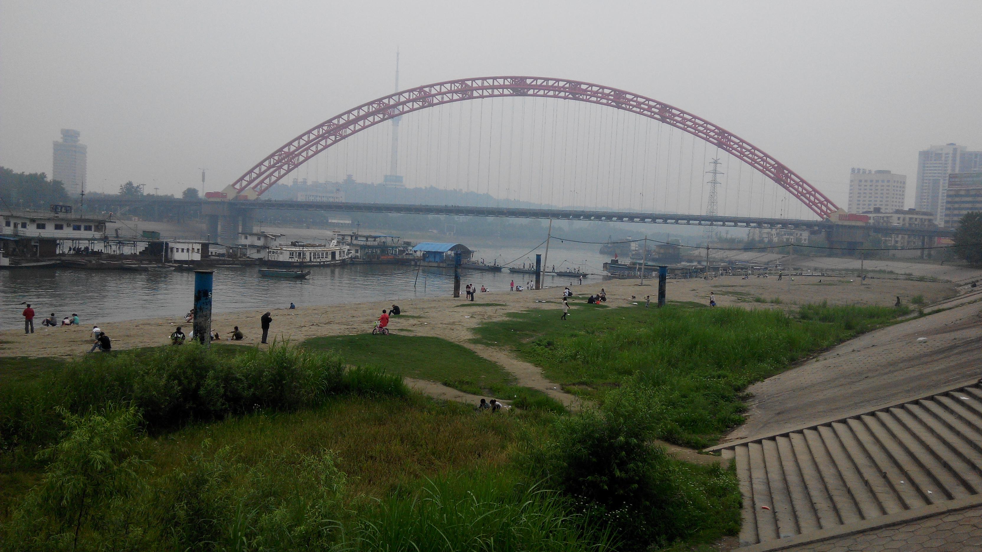 武汉市晴川桥