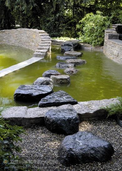 传统日式庭院的手绘与设计