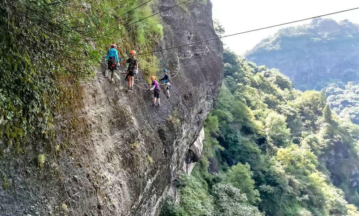 微信登山徒步运动头像