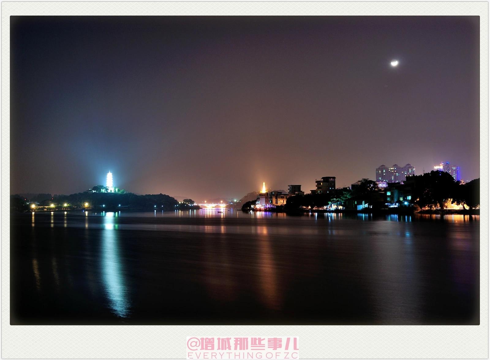 城的夜晚!夜太美