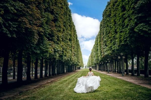 放眼爱法国古堡 普罗旺斯婚纱旅拍 新的惊喜