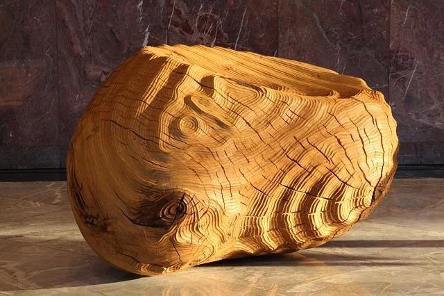 现代木雕艺术作品欣赏