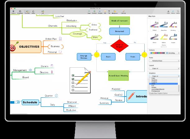 思维导图 iMindMap v10.1.1 for Win&Mac