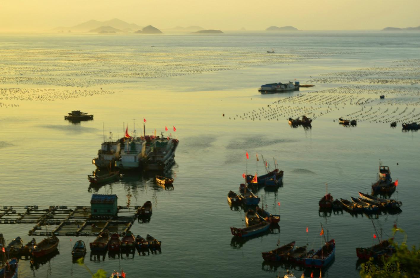 美丽的嵊泗列岛