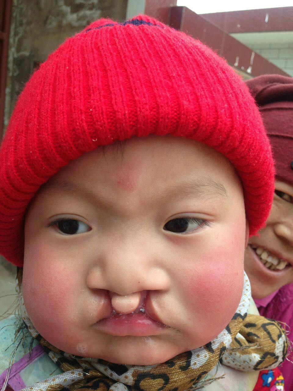 可爱中国小孩图片