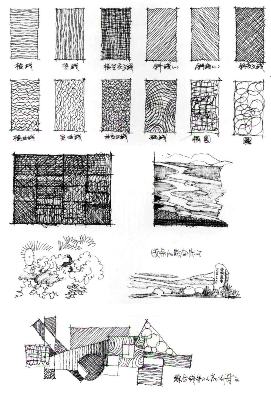 转: 手绘线条的练习