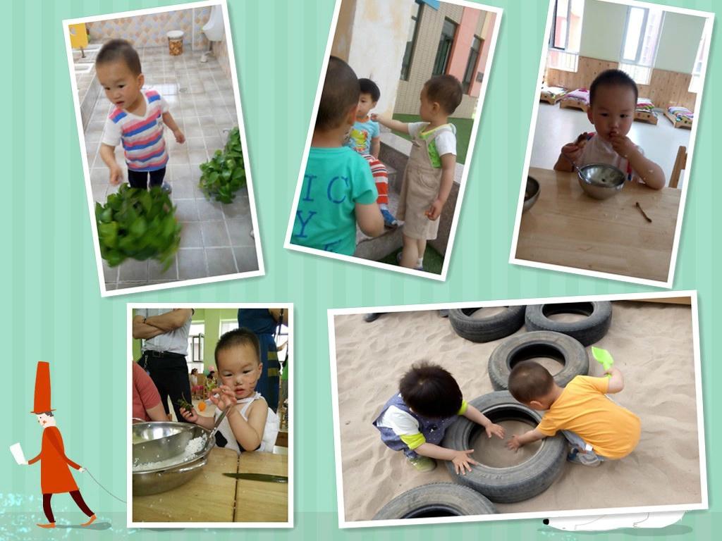 银川博苑花样年华幼儿园--2014年6月第一周观察记录