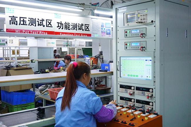 电源适配器高压测试区