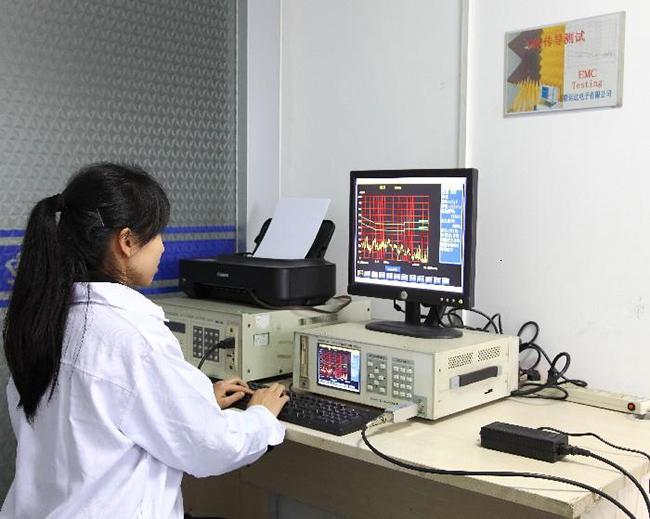 电源适配器EMC测试