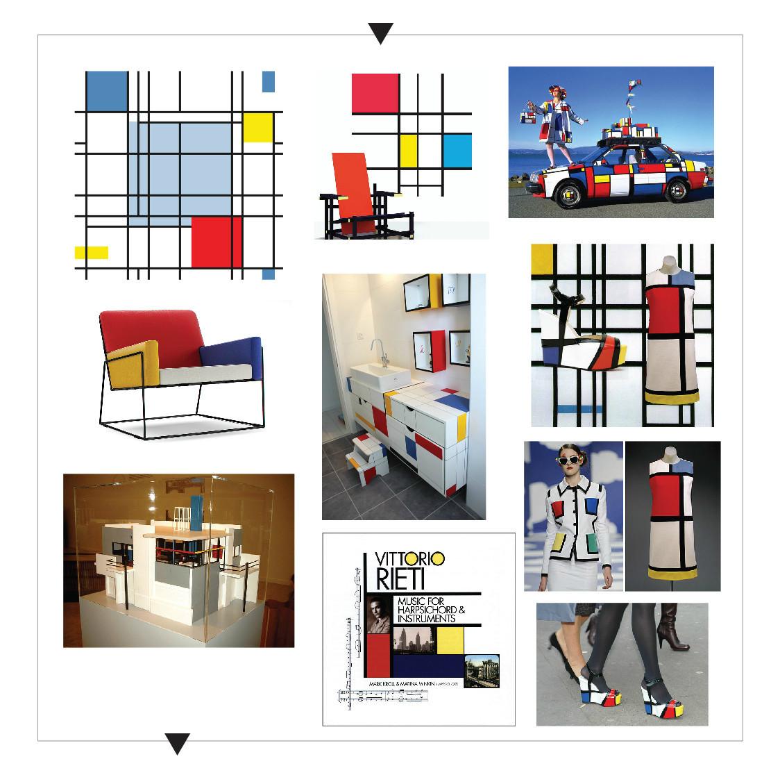 Theo van Doesburg 提奥凡杜斯堡 1883年 荷兰画家,建筑师,平面设计师,诗人 风格派领袖 创立风格派杂志De Stijl 的中心人物.蒙德里安Mondrian的朋友 ,对蒙德里安式水平分割(网格秩序)提出了对角线概念-动态的空间和时间概念.并以不同的意见创立了更具包容性的 Elementarism .这种包容性影响了后续的大多数艺术运动和门派.风格派对时间和运动上的对角概念对建筑空间和家俱,音乐.雕塑,绘画,平面设计上打开了一个潘多拉的魔盒.一个可以看见秘密的窗口. 网格+动态犹如宇