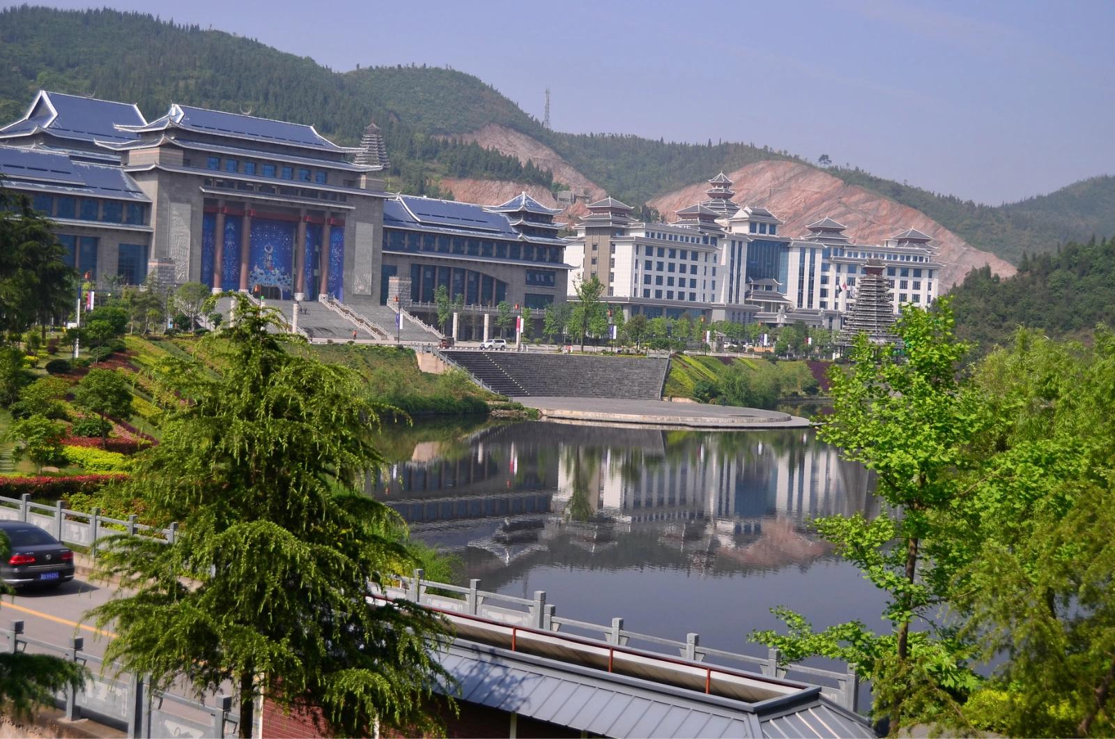 苗侗建筑园