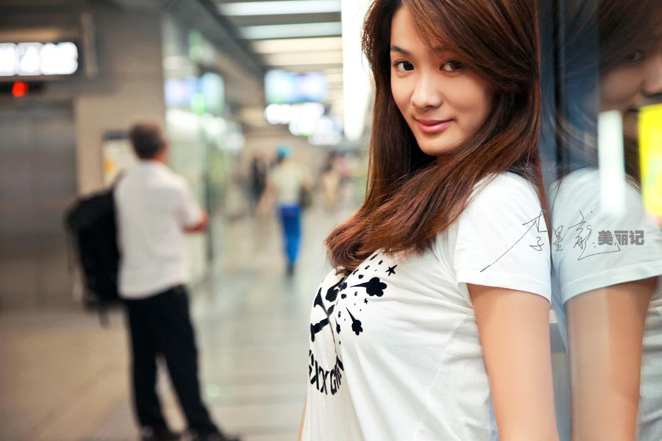 李星龙美丽记-真实美女传媒-素颜清纯女生