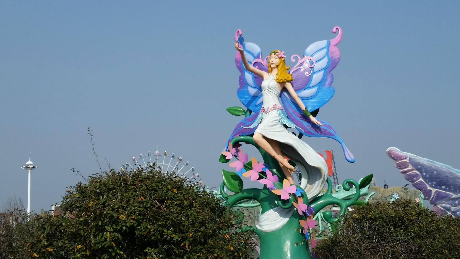 扬州乐园跨年行 12月31日至元月1日