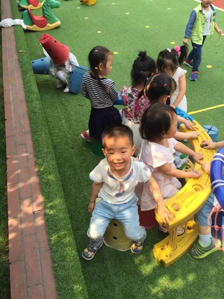 幼儿园里快乐多.成长记录4