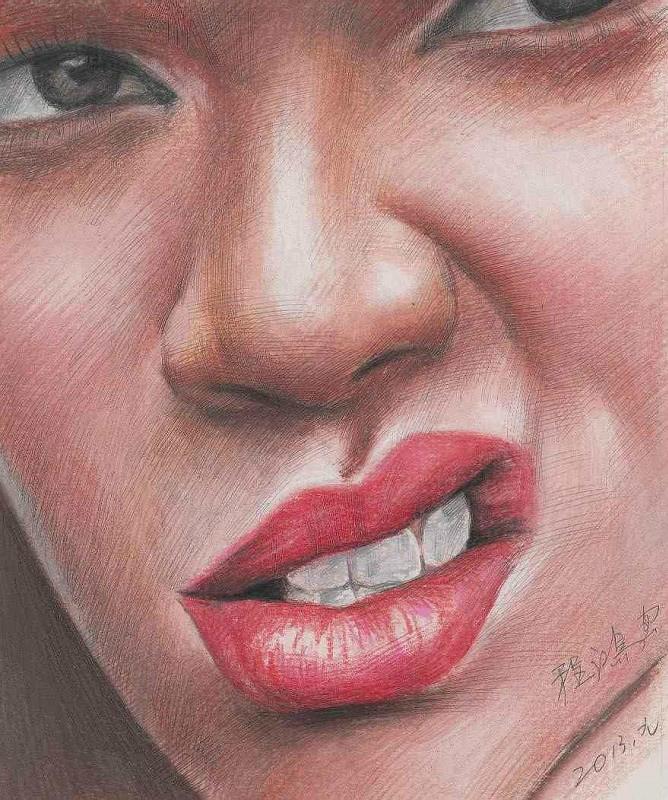 【彩铅人物画法】彩铅全集,各种人物的画法